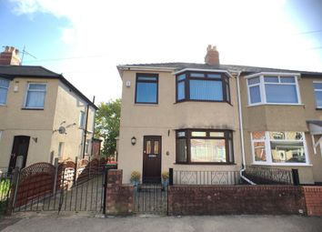 Thumbnail 3 bed property to rent in Hathaway Street, Newport
