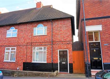 Thumbnail 3 bed end terrace house for sale in Stepping Lane, Derby
