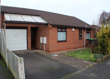 Thumbnail 3 bed detached bungalow to rent in Balmoral Grove, Hucknall, Nottingham