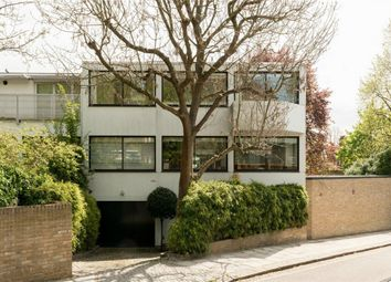 Thumbnail 4 bedroom end terrace house for sale in Belsize Lane, London