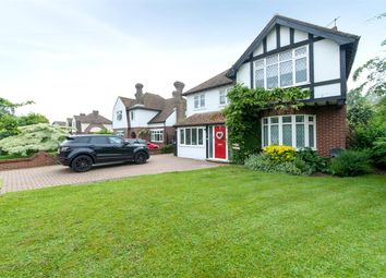 Thumbnail 4 bed detached house for sale in Highfield Close, Rough Common, Canterbury