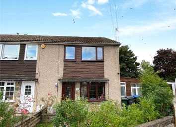 Thumbnail 3 bed end terrace house for sale in Providence Court, Oakworth, Keighley, West Yorkshire