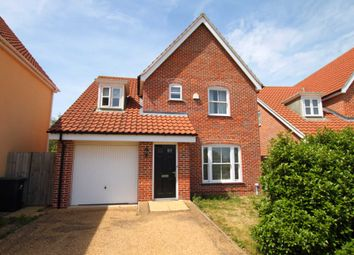 Thumbnail 4 bedroom detached house to rent in Cyprian Rust Way, Soham