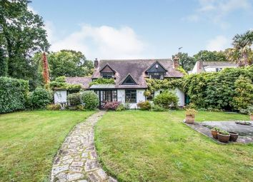 Thumbnail 4 bed detached house for sale in Dewlands Road, Verwood