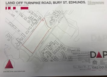 Thumbnail Land for sale in Turnpike Road, Red Lodge, Bury St. Edmunds