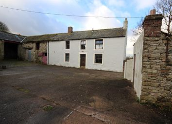 Thumbnail 3 bedroom farmhouse for sale in Hesket Newmarket, Wigton