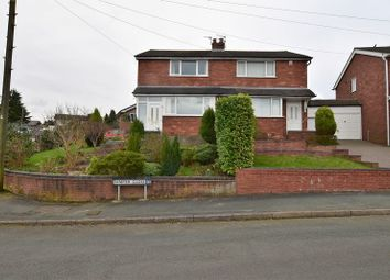 Thumbnail 2 bed semi-detached house to rent in Semper Close, Congleton