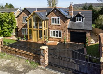 Thumbnail 5 bed detached house for sale in Proffits Lane, Helsby, Frodsham