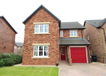 Thumbnail 4 bed detached house for sale in Kinmont Way, Kingstown, Carlisle, Cumbria