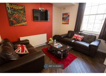 Thumbnail 6 bed flat to rent in City Centre, Liverpool