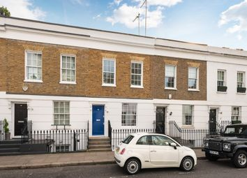 Thumbnail 3 bed terraced house for sale in Walton Street, London