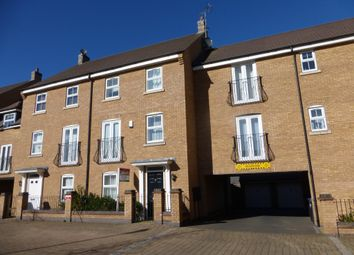 Thumbnail 4 bed property to rent in Longstork Road, Rugby