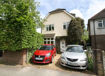 Thumbnail 4 bed detached house for sale in Weston Road, Guildford