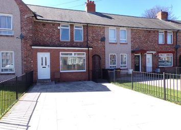 Thumbnail 3 bed terraced house for sale in Burnham Grove, Newcastle Upon Tyne, Tyne And Wear