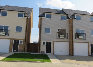 Thumbnail 3 bed semi-detached house for sale in Sartoria Close, West Thurrock, Essex