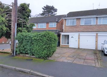 Thumbnail 3 bed semi-detached house to rent in Leyman Close, Yardley Wood, Birmingham