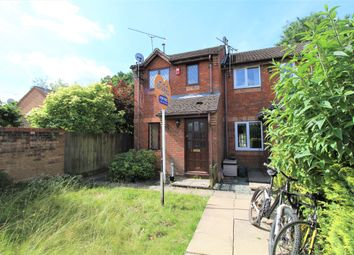 Thumbnail 2 bed terraced house to rent in Weywood Close, Farnham