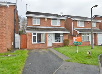 Thumbnail 4 bedroom detached house for sale in Padbury, Wolverhampton