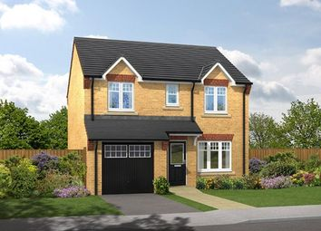 """Thumbnail 4 bed detached house for sale in """"The Ashford"""" at Ravenswood Fold, Off Premier Way, Glasshoughton, Castleford"""