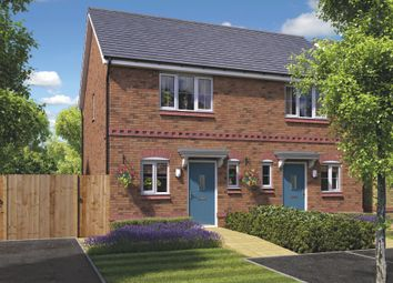 Thumbnail 2 bed semi-detached house for sale in Stanton Road, Shifnal