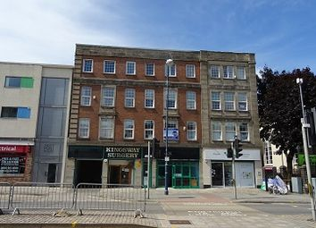 Thumbnail Office to let in The Kingsway, Swansea