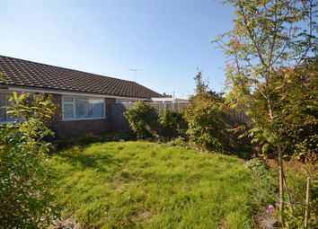 Thumbnail 2 bed semi-detached bungalow for sale in Claremont Avenue, Gillingham