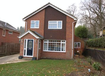 Thumbnail 5 bed detached house for sale in Yaverland Drive, Bagshot