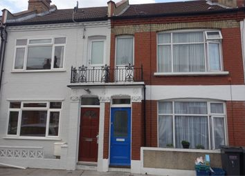 Thumbnail 2 bed terraced house to rent in Brocklesby Road, London