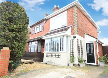 Thumbnail 3 bed semi-detached house for sale in Pinegrove Road, Southampton