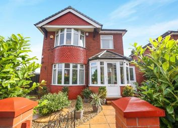 Thumbnail 3 bedroom detached house for sale in Hollymount Road, Great Moor, Stockport, Cheshire