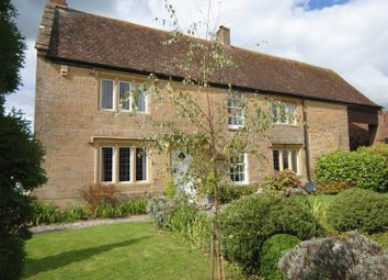 Thumbnail 4 bed detached house for sale in Long Load, Langport