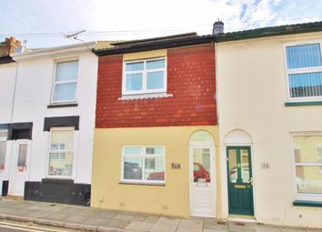 Thumbnail 2 bedroom terraced house to rent in Highland Street, Southsea, Hampshire