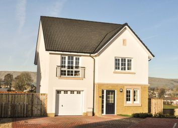 Thumbnail 4 bed detached house for sale in Auld Aisle View, Lenzie, Kirkintilloch, Glasgow