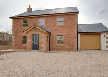 Thumbnail 4 bed detached house for sale in Suffolk House, High Hesket, Carlisle, Cumbria
