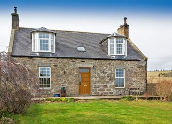 Thumbnail 4 bed detached house for sale in Glass, Huntly