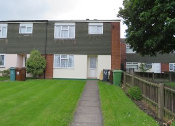 Thumbnail 3 bed end terrace house for sale in Lilac Grove, Bentley, Walsall