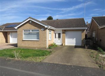 Thumbnail 3 bed detached bungalow for sale in Cedar Close, March