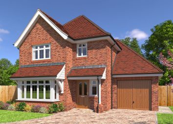 Thumbnail 3 bed detached house for sale in Copthorne Bank, Copthorne, Crawley