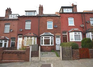 Thumbnail 4 bed terraced house for sale in Nowell Terrace, Leeds, West Yorkshire