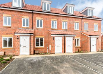 Thumbnail 3 bedroom terraced house for sale in Stafford Road, Sherborne