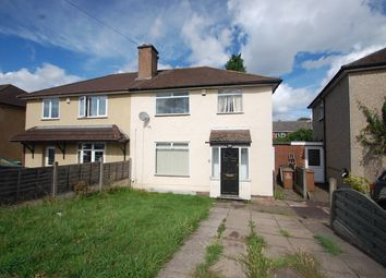 Thumbnail 3 bed property to rent in Charnwood Close, Bilston