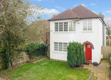 Thumbnail 4 bed detached house for sale in Warren Lane, Ashford