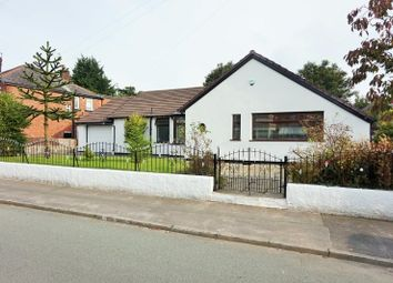 Thumbnail 4 bed detached bungalow for sale in 62 Hill Lane, Manchester
