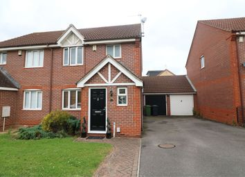 Thumbnail 3 bedroom semi-detached house for sale in Pettys Close, Cheshunt, Waltham Cross, Hertfordshire