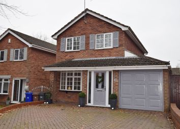 Thumbnail 3 bed detached house for sale in Padstow Way, Stoke-On-Trent