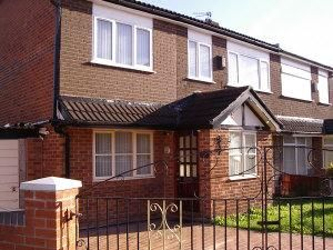 Thumbnail 4 bed semi-detached house to rent in Markfield Crescent, St Helens