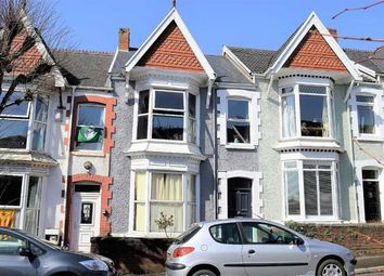 Thumbnail 2 bed terraced house for sale in Ernald Place, Swansea