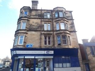 Thumbnail 1 bed flat to rent in Broomlands Street, Paisley, Renfrewshire