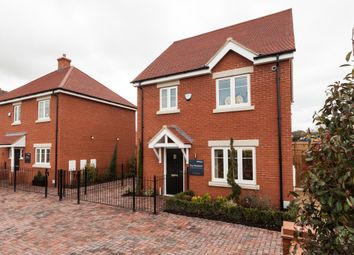 Thumbnail 3 bedroom detached house for sale in Vicarage Road, The Wendover, Chiltern View, Pitstone