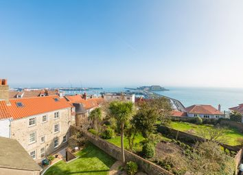 Thumbnail 3 bed flat to rent in 8 Hauteville, St. Peter Port, Guernsey